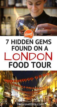 7 Hidden Gems Found On A London Food Tour
