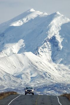 Wrangell-st Elias National Park, Alaska, I want to go back to Alaska one more time in this life
