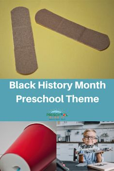 Use this Black History Month Theme to celebrate with your preschoolers.  February is Black History Month. Your children will learn much, as will you, about the accomplishments of so many African-Americans.