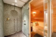 Chloe provides luxury accommodation for up to 7 adults and 3 children. There are 2 large double ensuite bedrooms, 1 twin, 1 single and 1 bunk room. Access to town is available either via a steep set of steps - a 3 minute walk to the main street or make use of the twice daily electro car shuttle service included in the price of your booking. Saas Fee, Log Fires, Ski Season, Cozy Apartment, Ski Chalet, Luxury Accommodation, Contemporary Design, Chloe, Bathtub