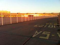 Guten Morgen, Tempelhof