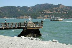 Elephant Rock, ferry
