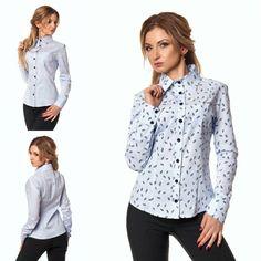 d89d588888b Эффектная рубашка глубокого тона сделает образ девушки неподражаемым и  стильным