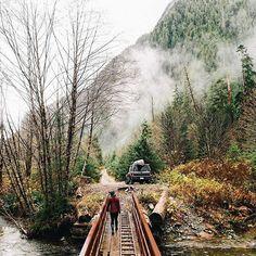 Where's your next trip in BC taking you?  Photo by @graeme_o #exploreBC #exploreCanada #explorevancouverisland