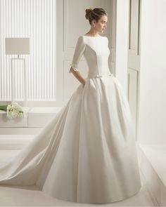 guia tipos de telas de vestidos de novia blog bodas mi boda gratis tela mikado
