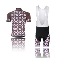 (Type:Set(Bib) size:XL) Shirts Cycling Jersey soft Sportswear Breathable Comfortable Dry perspiration Quick Shorts Cool Short Tops Men Tights pad Sleeve Set >>> Check out this great product.
