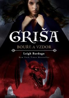 Czech cover of Siege and Storm by Leigh Bardugo