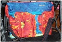 Summerflower Retro, Bunt, Suitcase, Backpacks, Vintage, Fashion, Moda, Fashion Styles, Backpack