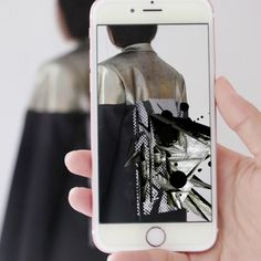 Augmented Reality clothing by Kailu Guan
