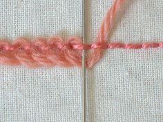 Pekinese Stitch