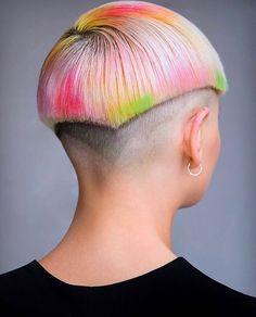 "563 Likes, 8 Comments - #BuzzCutFeed (@buzzcutfeed) on Instagram: ""Beautiful Blonde Pixie Thanks @europeanhairdesign Model @_tiarni_ #UCFeed #BuzzCutFeed…"""