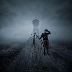 Last Road by Leszek Bujnowski
