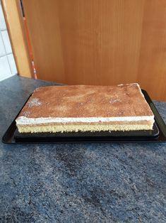 Apfelschaum Schnitte Schaum, Tiramisu, Anna, Ethnic Recipes, Food, Cake, Apple, Meal, Eten