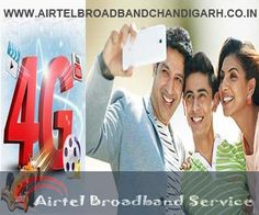 Ultimate services of airtel broadband are brought to you by us. Contact us for home delivery at any time: 9888884172  Listed here details of Airtel Broadband Services Chandigarh. Offering new tariffs plans, free wifi and unlimited speed of Airtel Broadband Services Chandigarh