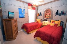 Harry Potter Bedroom!