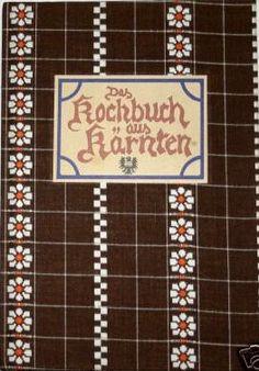Das Kochbuch aus Kärnten