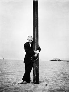 Marcel Hartmann - Leonard Cohen, Los Angeles - 1997