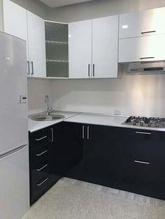 Опробовано Kitchen Room Design, Home Decor Kitchen, Kitchen Interior, Kitchen Organization, Kitchen Storage, Western Bedroom Decor, Modern Kitchen Cabinets, Kitchen Upgrades, Kitchen Remodel