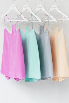 The Sabine Silk Cami, January drop, available from becandbridge.com.au