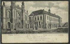 Judaica - SLOVAKIA - Zvolen (Zolyom) : The synagogue.  | eBay