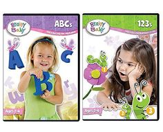Brainy Baby ABCs and DVD Deluxe Edition Set of 2 * Check this awesome product by going to the link at the image. (This is an affiliate link) Brainy Baby, Baby Playroom, Abcs, Baby Car Seats, Image Link, Learning, Awesome, Check, Teaching