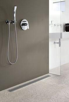 Nouvelle salle de bains ? Optez pour une douche de plain-pied avec un caniveau de douche ACO! - ACO Douche - Livios