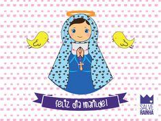 Feliz dia Matilde! #SalveRainha #FelizDia #CuidameSempre Nasceu em Westfalia e foi criada pela avó em um convento em Herford. Matilde foi casada por 20 anos com Henrique, duque da Saxônia, que depois se tornou Henrique I, rei da Alemanha. Após a morte do marido, ela foi para o convento Engerm e distribuiu todos os seus bens aos pobres. Ela alcançou o dom da profecia e, quando morreu em 968, não demorou a ser considerada uma santa pelo povo.