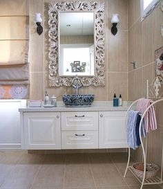 Love Home, Double Vanity, Instagram, Interior, Hijab Dress, Videos, Followers, Bathrooms, Home Decor