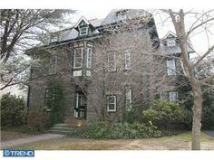 Stone colonial on historic Summit Street, Chestnut Hill, PA. MLS 6363864