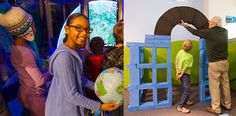 June 17 - 5pm: Hands On Museum at the Kid Zone Tent: Ann Arbor Summer Festival: annarbordetroit.kidsoutandabout.com