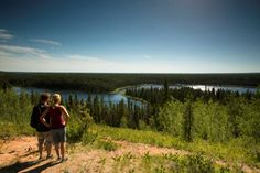 "Narrow Hills Provincial Park, #Saskatchewan - ""Saskatchewan's vast wilderness and nearly 100,000 lakes make the province an ideal region for a memorable outdoor excursion."""