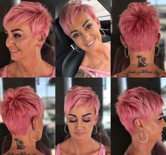 Ladies: What you Find the most beautiful short hairstyle For Summer 2017!? We love hair style # 7 and you?!