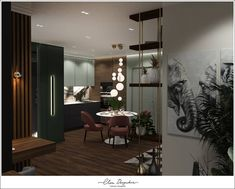 Дизайн-проект квартиры ЖК Скандинавия. Oversized Mirror, Furniture, Home Decor, Decoration Home, Room Decor, Home Furnishings, Home Interior Design, Home Decoration, Interior Design