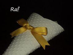Creazioni di Raf - Wedding creations : Coni portariso o portaconfetti in cartoncino...a pois!