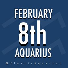 Happy Birthday all 8th February Aquarians!. . Hope you have an incredible day!. Find out below who you share your birthday with. . Obviously I can't mention every Aquarian born today however if you know any other Aquarians that also share a birthday with you, make sure to tag or mention them below. . #ClassicAquarius #AquariusSeason #Aquarius #Aquarian #February8th #8thFebruary #HappyBirthday #Birthday . #JamesDean #GenzebeDibaba #JohnWilliams #dmitrimendeleev #Lanaturner #JagjitSingh…