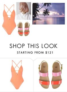 """Untitled #14254"" by jayda365 ❤ liked on Polyvore featuring Tart and Fendi"