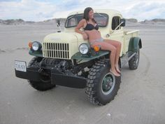 Everyone loves a Dodge Power Wagon
