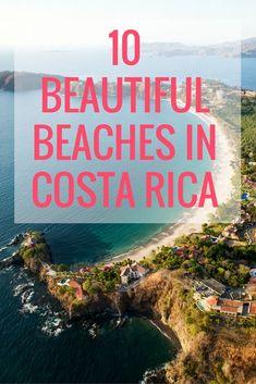10 incredible beaches in Costa Rica https://mytanfeet.com/costa-rica-beach-information/best-beaches-in-costa-rica/