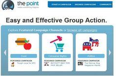 the point3 Organización online de causas sociales
