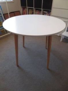 White round 4 seater dining table | Dining Tables | Gumtree Australia Melton Area - Melton West | 1139697214