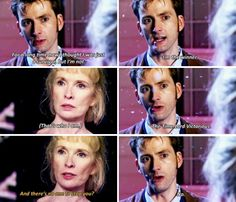 """The Doctor: For a long time now, I thought I was just a survivor, but I'm not. I'm the winner. That's who I am. A Time Lord victorious. Adelaide: And there's no one to stop you? The Doctor: No. #DoctorWho Special """"The Waters of Mars"""""""