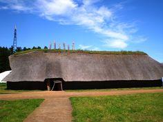 三内丸山遺跡 Jomon Period, Aomori, Ancient Ruins, Day Off, Architecture Art, Rome, Earth, Culture, Japan