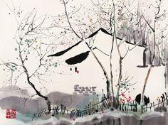 Wu Guanzhong (吴冠中) More
