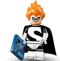 Lego Minifigure Serie Disney, Síndrome