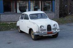 Saab 96 twostroke