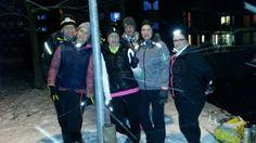 Harz Bootcamp im Schnee