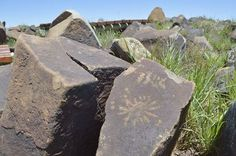A visit to Wildebeest Kuil outside Kimberley is a great way of learning more about rock engravings. Diamond City, Diamond Mines, Ways Of Learning, The Rock, Diversity, South Africa, Cape, Southern, African