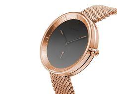 Domeni Company - Rose Gold Signature Series in Milanese Mesh - Domeni Company - Watches - Domeni Company
