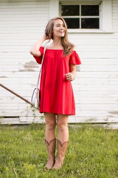 cdae3e64e733 24 Best RED DRESS CASUAL images