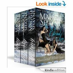 .99 at Amazon.com today!! : Eternal Love: The Immortal Witch Series eBook: Maggie Shayne: Kindle Store